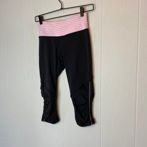 Lululemon | Size 4 Run For Your Life Cropped